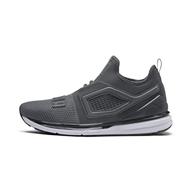 official photos a0f7a fdceb Puma Ignite Limitless Weave Men's Sports Shoes Grey 19129303 ...
