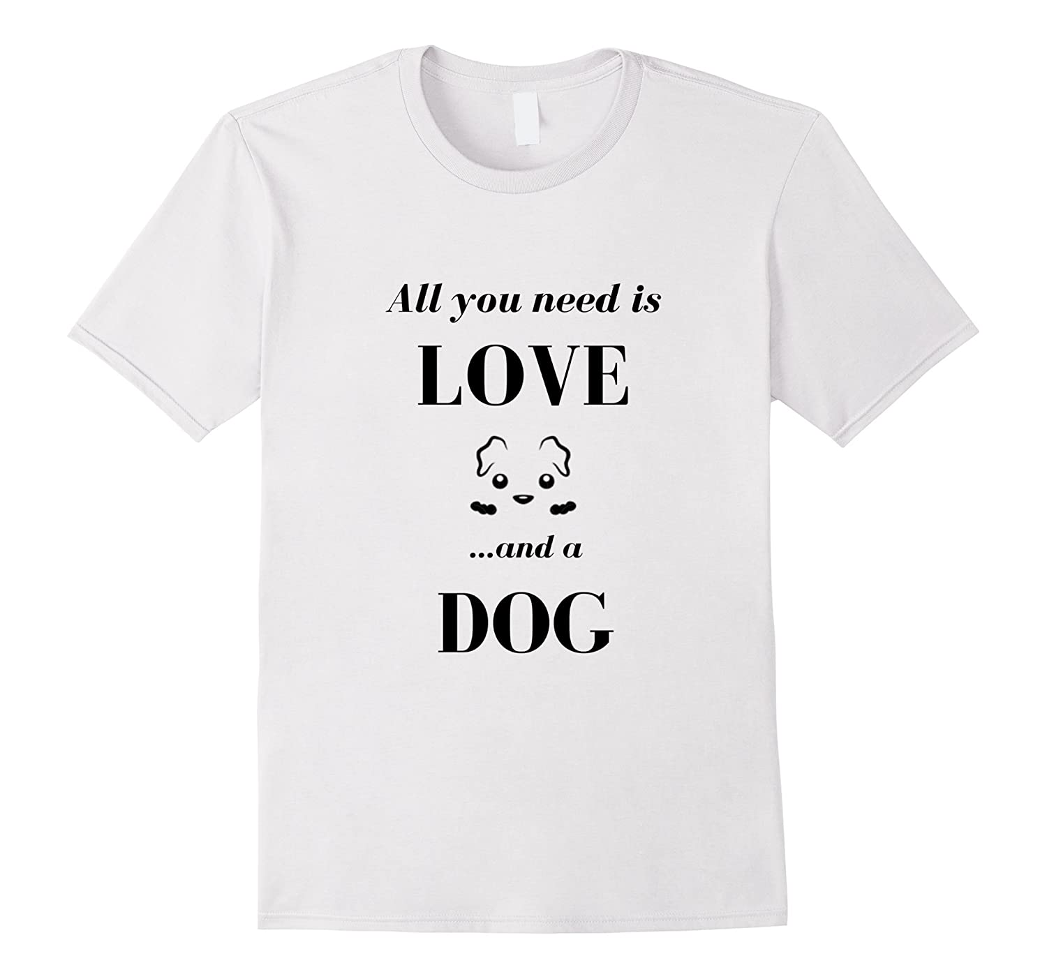 All you need is love and a dog-TD