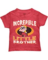 Disney Toddler Boys' the Incredibles Jack T-Shirt