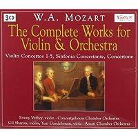 Mozart: Complete Works for Viol