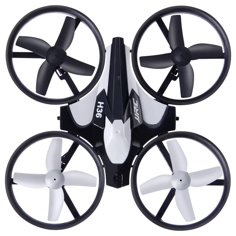 SGILE Mini UFO Quadrocopter Drone 24 G 4CH 6 Achse Kopflos Modus Mit Fernbedienung Kindergeschenk