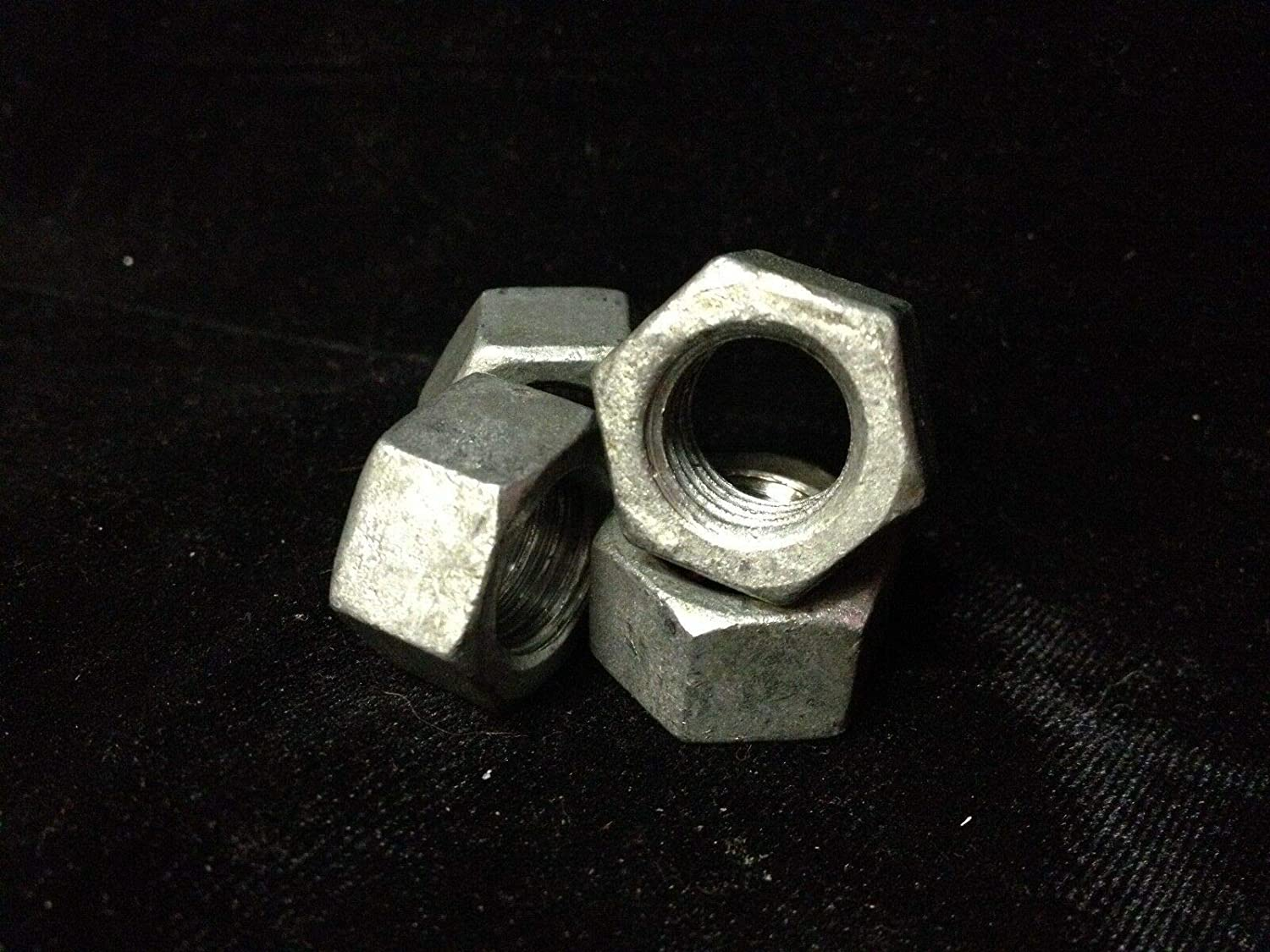 Plain 5 1//2-13 Hex Nuts The best fasteners Grade 2