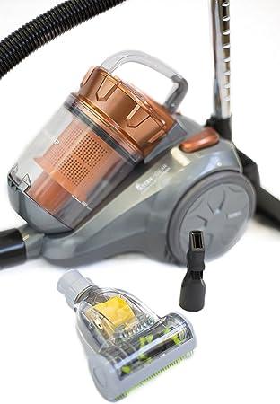 HomeASTAN Aspirador Compact Power Multiciclónico sin Bolsa Alta ...