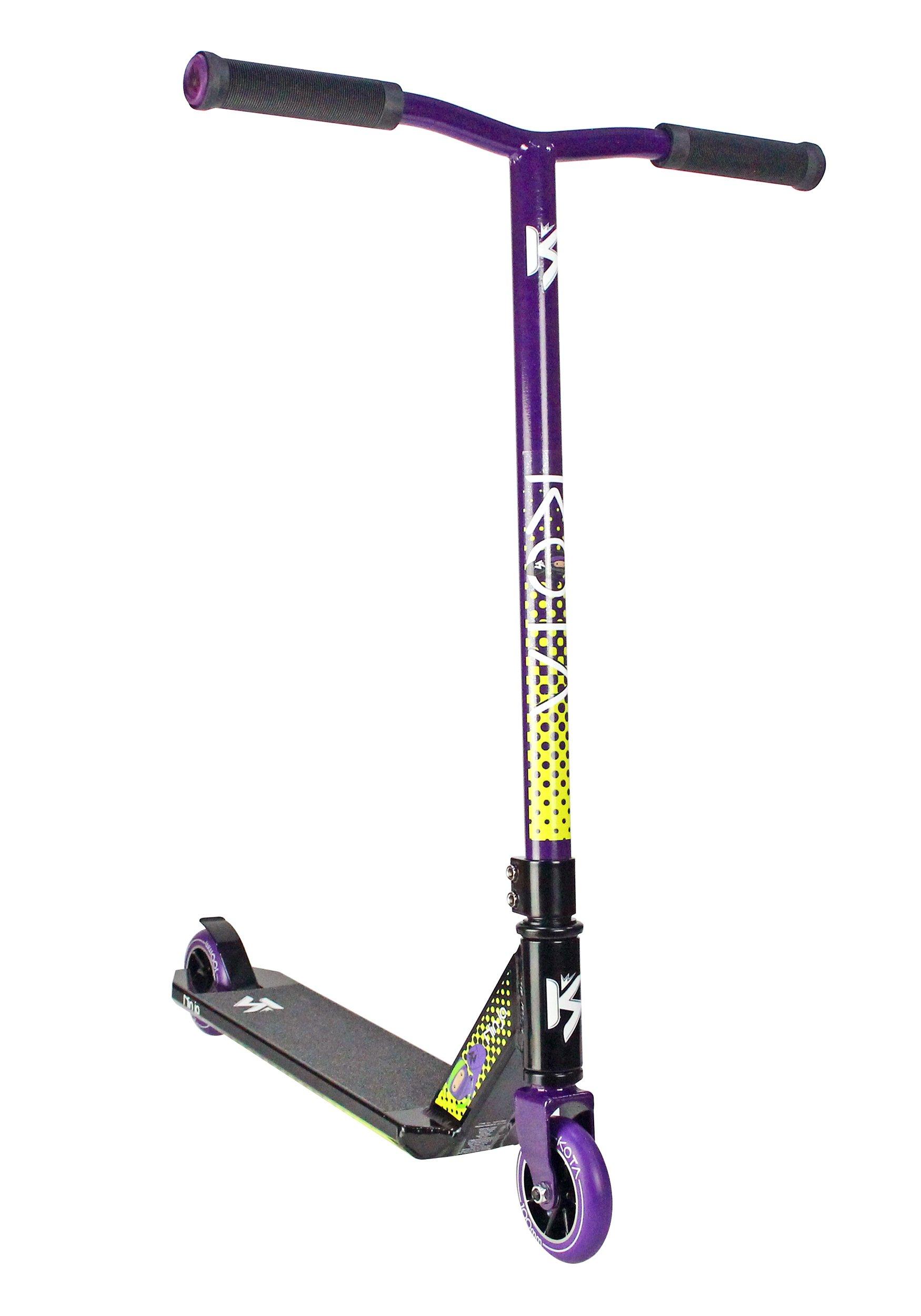 Kota Ninja Pro Scooter (Black/Purple)