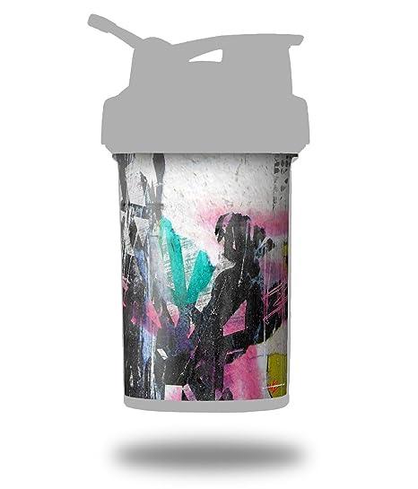 Graffiti Grunge - para estilo Skin Wrap para licuadora botella ...
