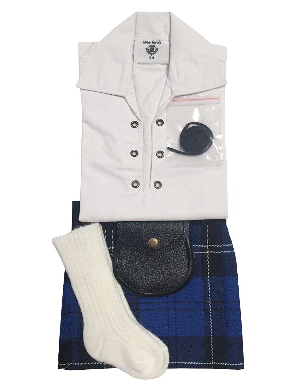 24 Months Stewart Dress Tartan Baby  Kilt Outfit 6 Months