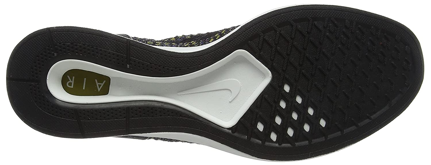 NIKE Womens Air Zoom Mariah Flyknit Racer Running B0761VQM2D Trainers Aa0521 Sneakers Shoes B0761VQM2D Running 9 B(M) US|Black / Summit White 8f1d7d