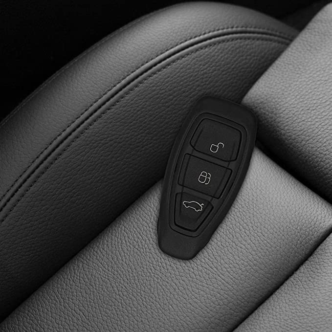 Repuesto Protector de pl/ástico Duro para Mando Llave de 3 Botones para Coche BMW kwmobile Funda Llave de Coche BMW - Negro Solamente Keyless Go
