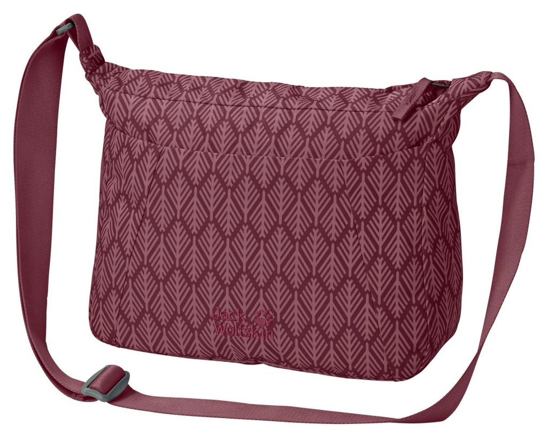 Jack Wolfskin Damen Valparaiso Bag Umhängetasche Alltag Tasche JACM8|#Jack Wolfskin 2005501
