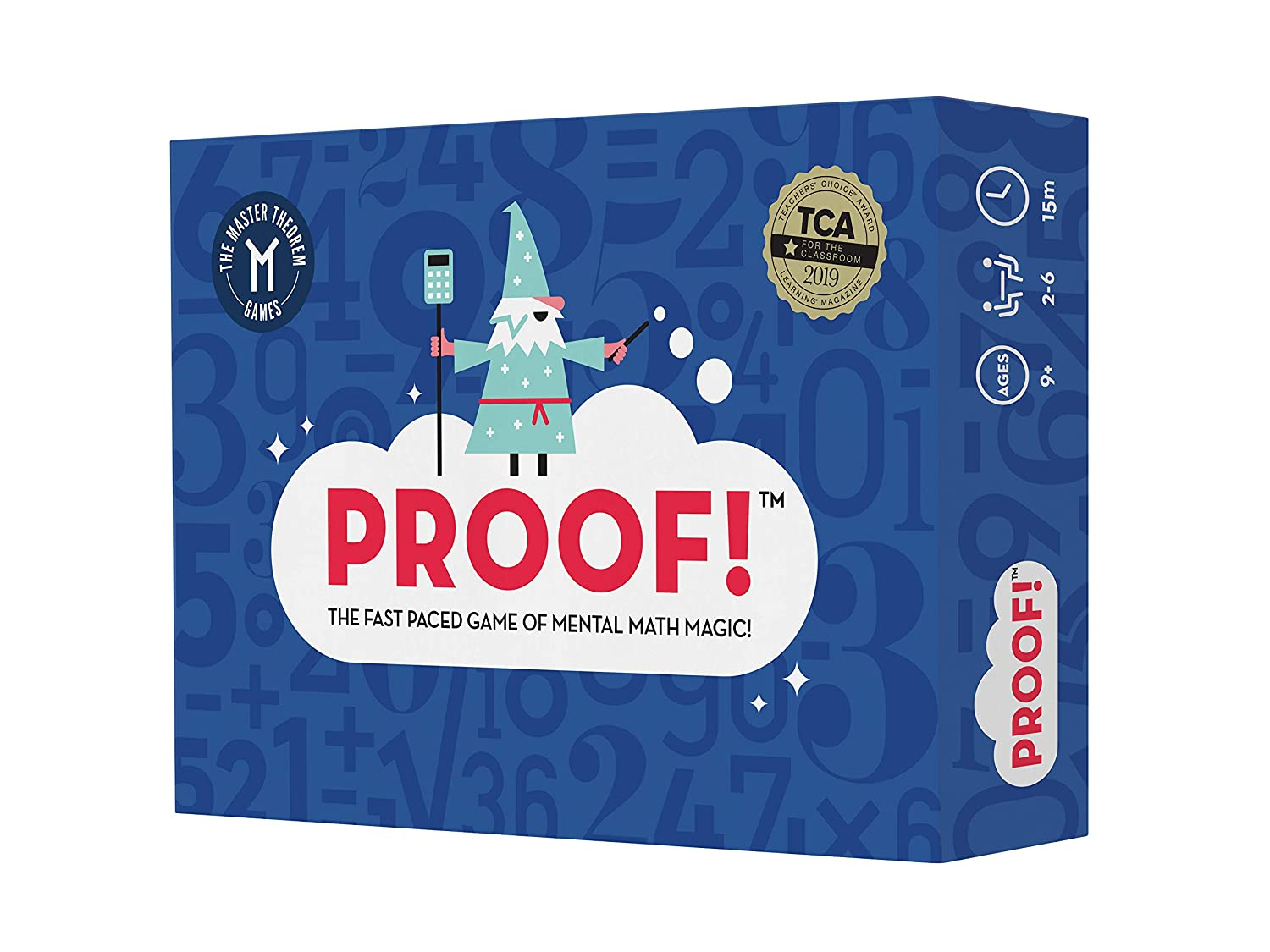 Proof! - The Game of Mental Math Magic
