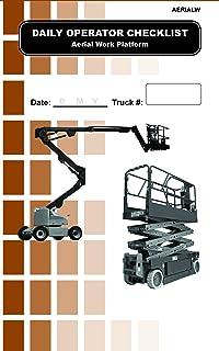 Checklist Caddy for Aerial Work Platform Ideal Warehouse Innovations Inc 70-1074