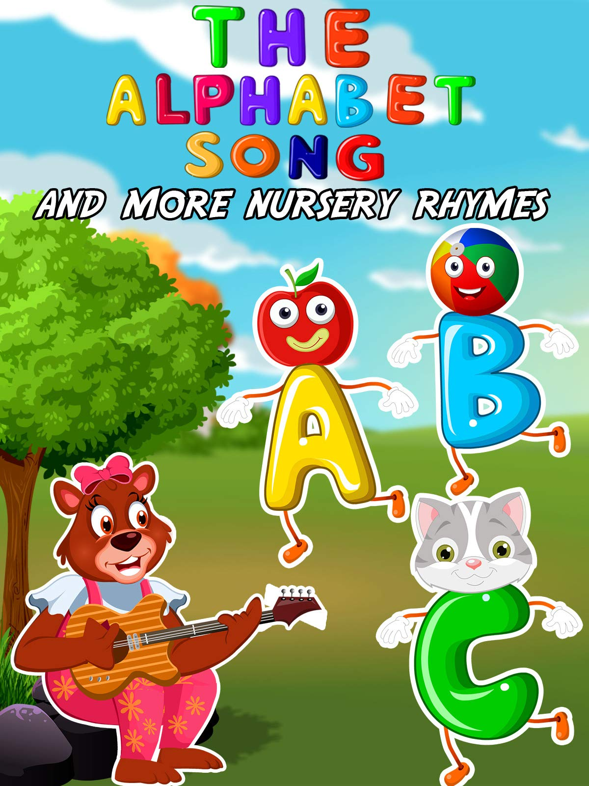 The Alphabet Song And More Nursery Rhymes on Amazon Prime Video UK