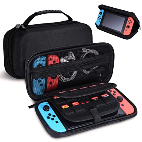 Fundas para Nintendo Switch con 19 ranuras para tarjetas de ...