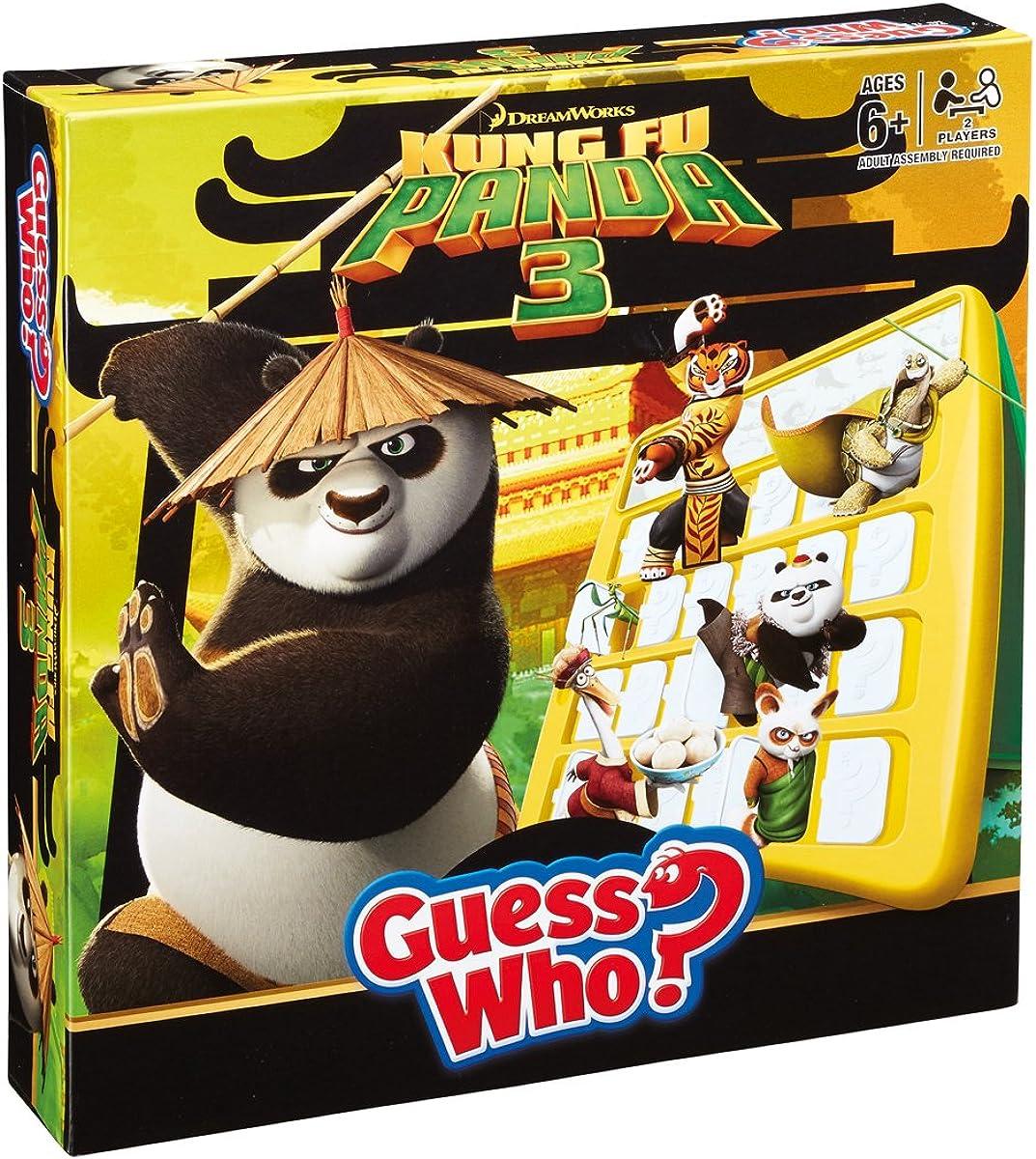 Kung Fu Panda édition 3 GUESS WHO