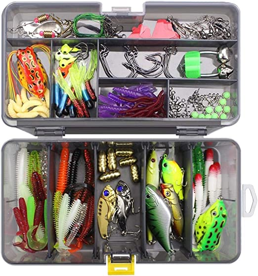500 NEW Soft Plastic Worm Fishing Lures Bait Lot 3/""