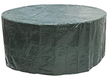 Large Round Outdoor Garden Patio Furniture Set Cover 2 27m X 1m Rh Amazon  Co Uk