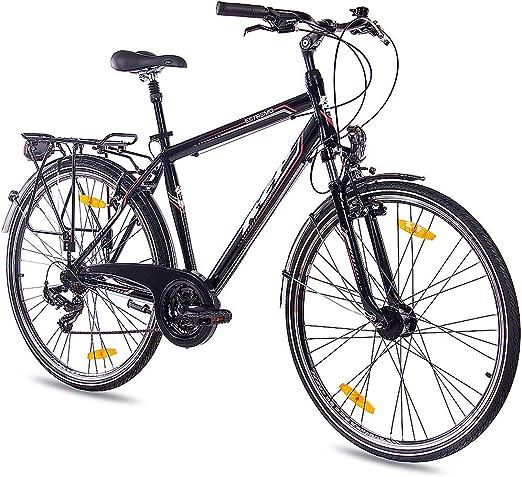 28 pulgadas City – Rueda Bicicleta de trekking hombre bicicleta ...