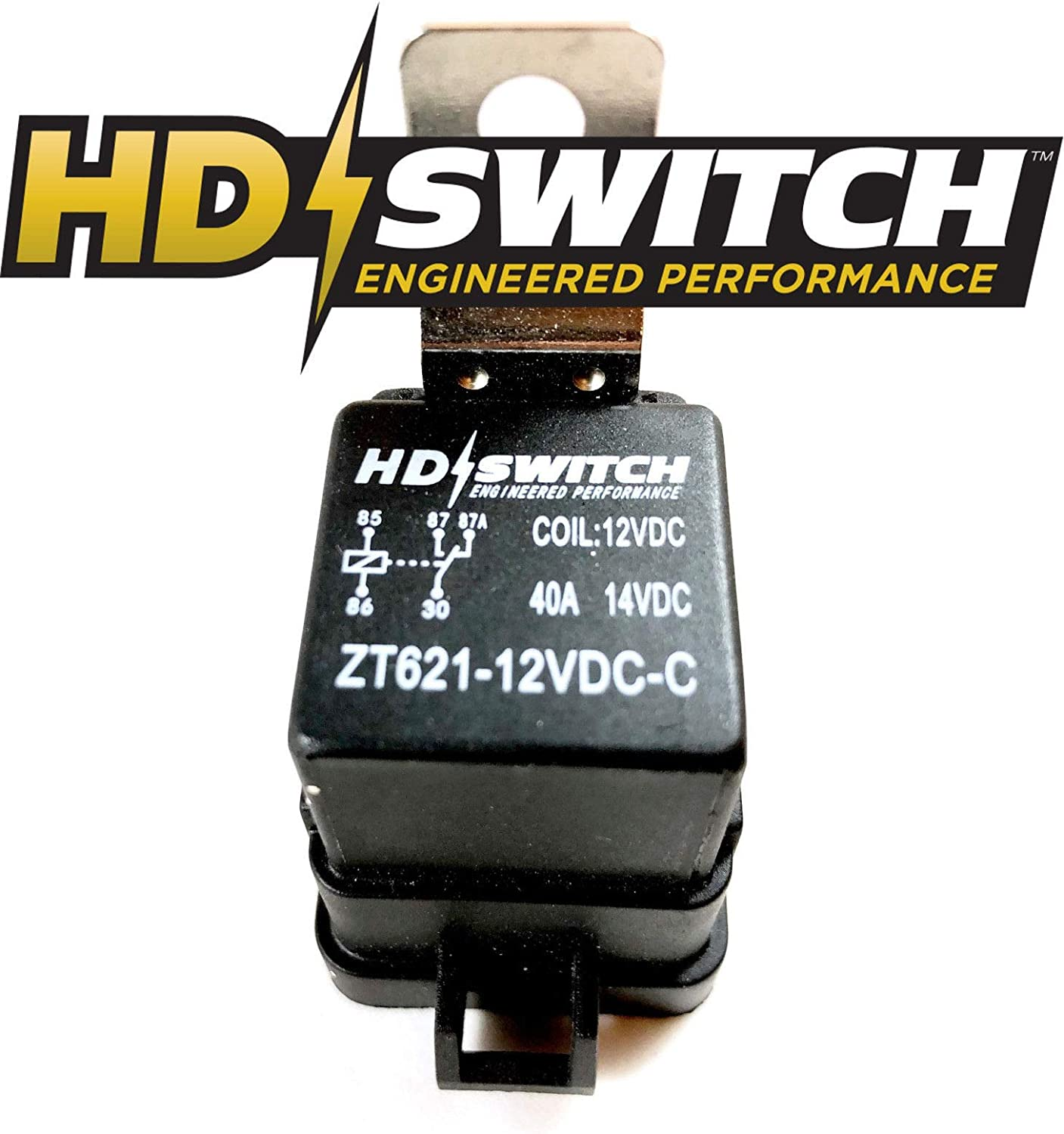 Ariens 12V 5 Terminal Sealed Waterproof Replacement Relay 6 Pack FREE SHIPPING!
