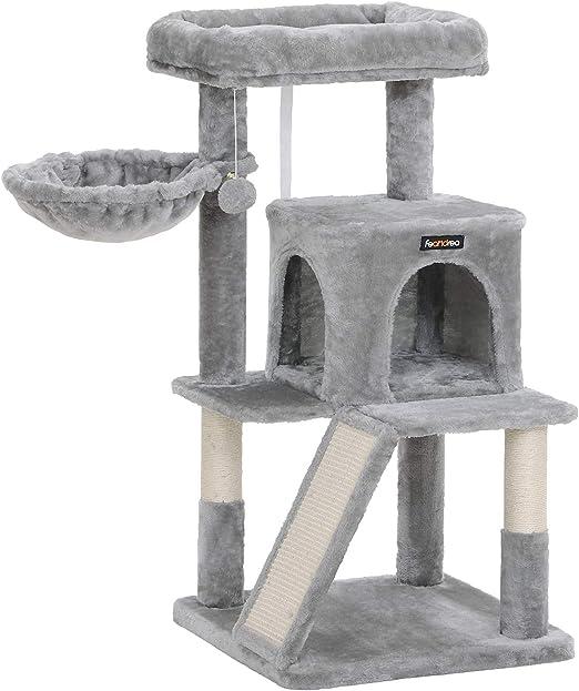 FEANDREA Árbol para Gatos, Rascador para Gatos, Torre para Gatos ...