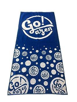 Goazen - Haurrentzako Toaila - Toalla Infantil EiTB (Azul): Amazon.es: Hogar