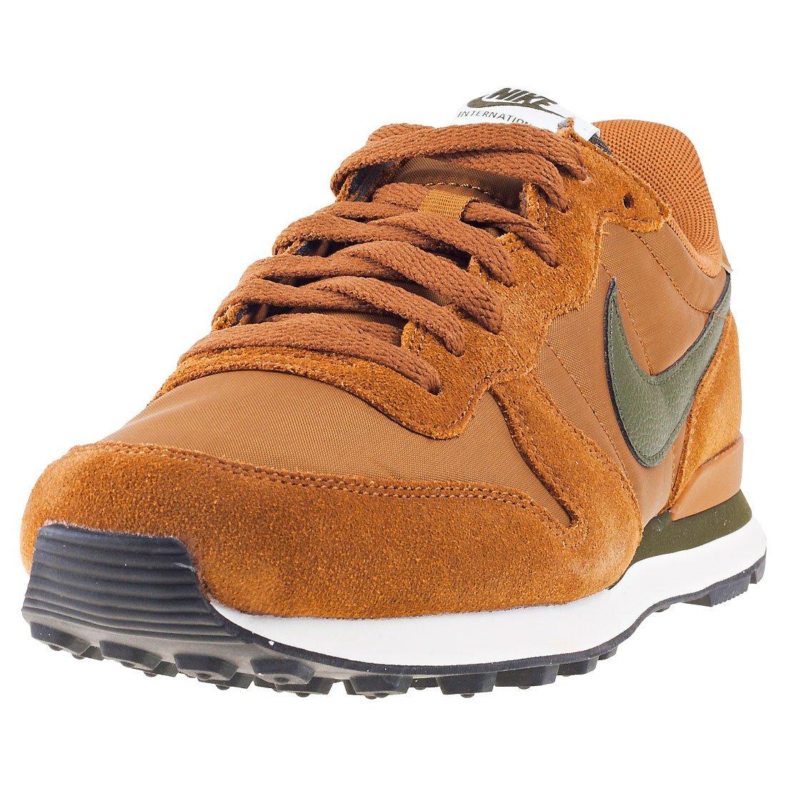 classic fit 832e7 cc6cd Nike Internationalist Mens Trainers Brown Khaki - 11.5 UK  Amazon.co.uk   Shoes   Bags