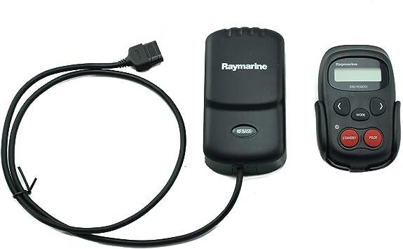 Raymarine S100 Mando a Distancia para Piloto Automático E15024, Gris: Amazon.es: Deportes y aire libre