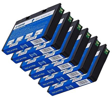 Caidi® - Cartuchos de tinta T5846 de repuesto compatibles ...