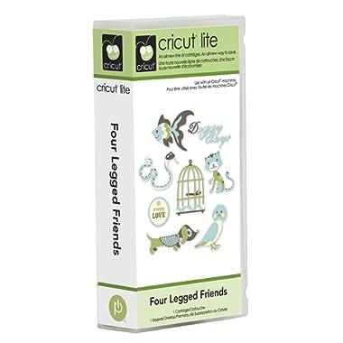 Cricut Lite Cartridge - Four Legged Friends