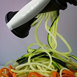 Premium Vegetable Spiralizer Bundle by Premium V Slicer
