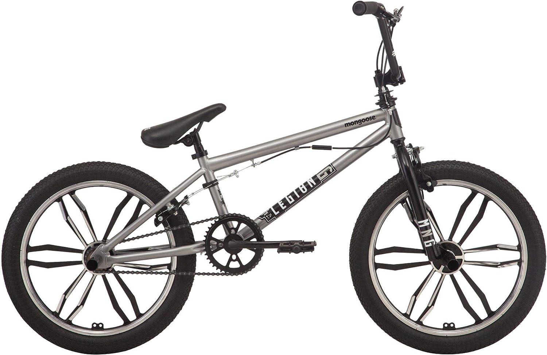 Mongoose Legion Hi-Ten Steel Frame Freestyle Sidewalk BMX Bike