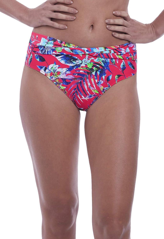 Fantasie Fiji Mid Rise Bikini Brief Pant 6546 Multi