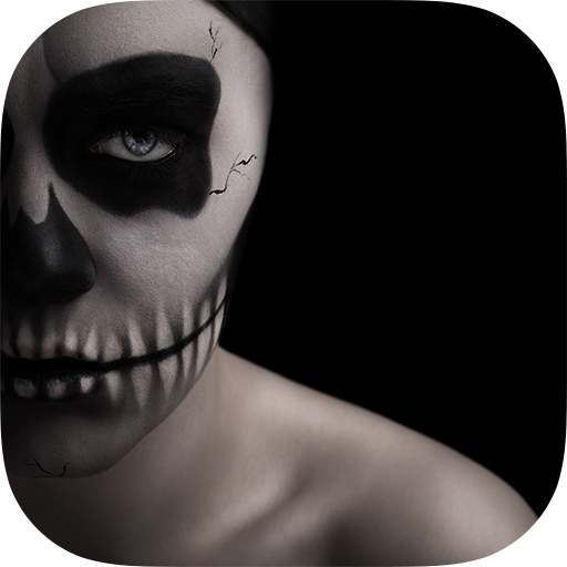 [Zombie Cam Free - Zombie Camera FX Booth Scary Face Maker] (Easy Scary Costumes)