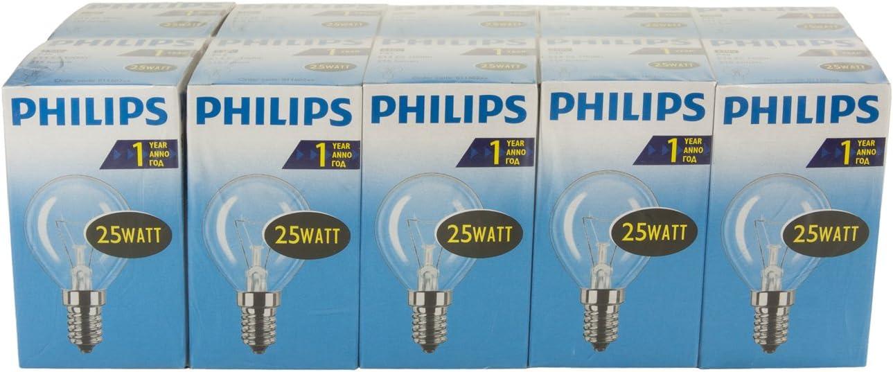 1//2 tipo de bombilla Perel 166329 Mini 24 V 100 mAh G3 casquillo E10