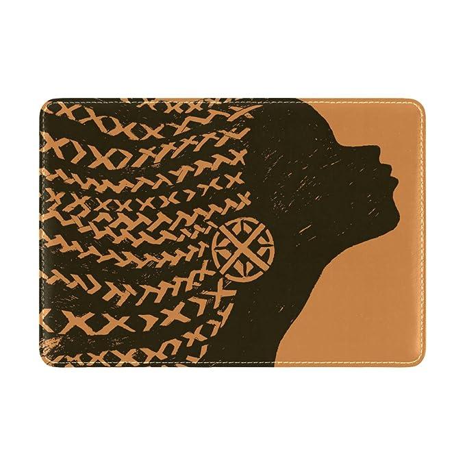 Amazon.com: Cooper chica afriacn negro mujer funda para ...