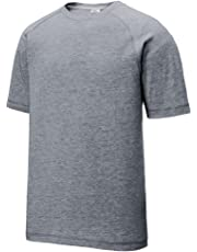 Opna Men's Athletic Performance Dry Fit Short-Sleeve T-Shirts