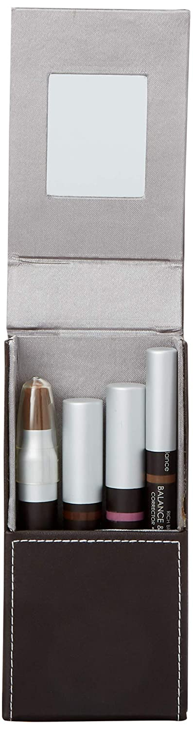 Cynde Watson Cosmetic Full Face Kit, Brown Cool