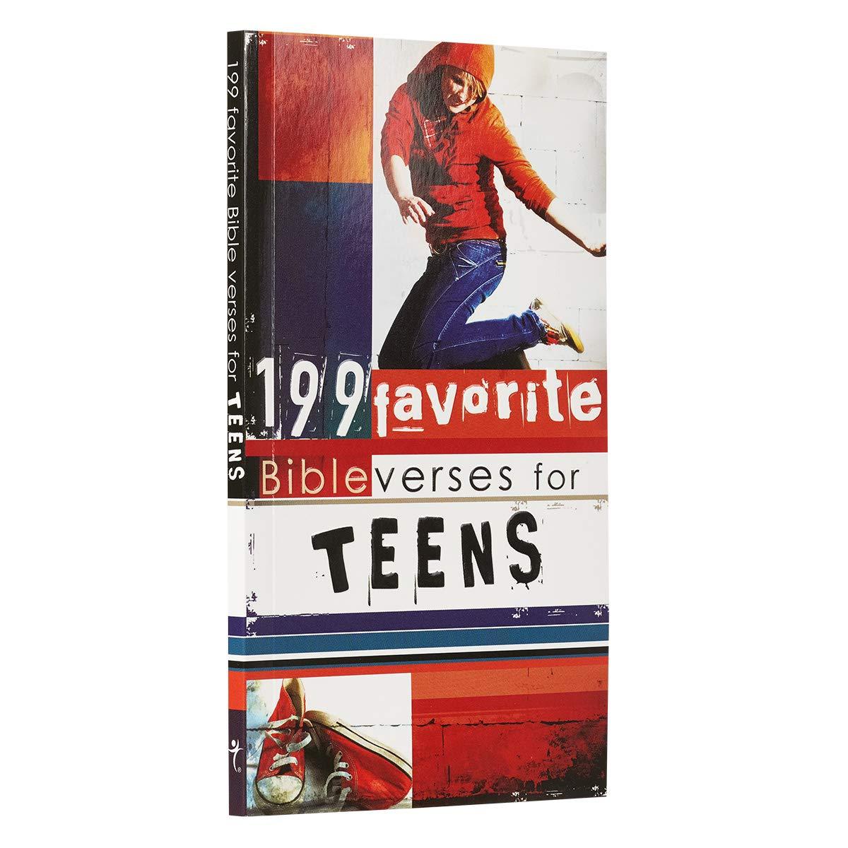 Amazon.com: 199 Favorite Bible Verses for Teens (199 Favorite Bible Verses  For...) (8601423134833): Christian Art Gifts: Books