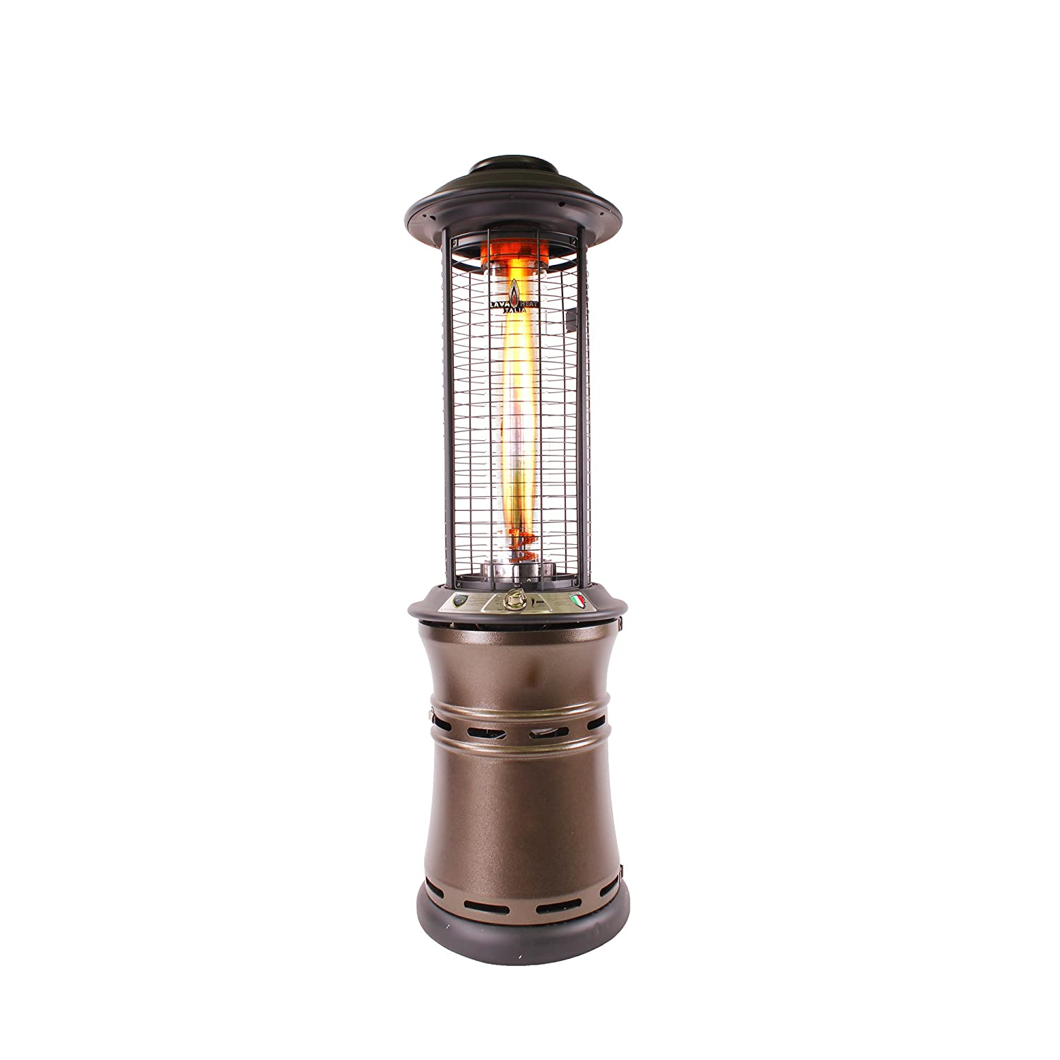 The Lava Heat Italia Ember 51,000 BTU Propane (LP) Patio Heater