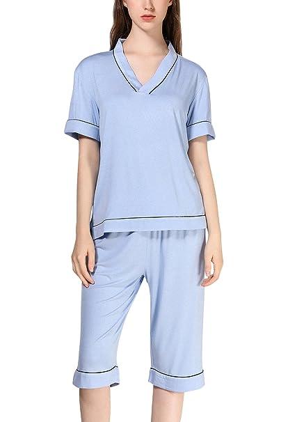 Dolamen Pijamas para Mujer da7d05d15a961