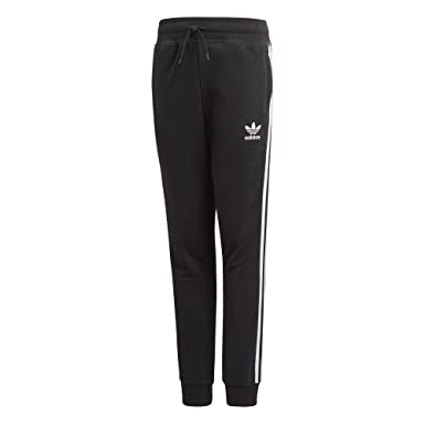 77883699d84 Amazon.com  adidas Originals Boys  Big Originals Trefoil Pants  Clothing
