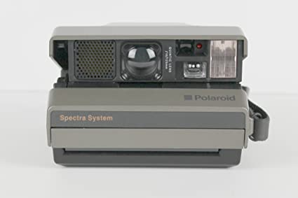 Polaroid Spectra System Instant Film Camera W Quintic Lens F10 125mm