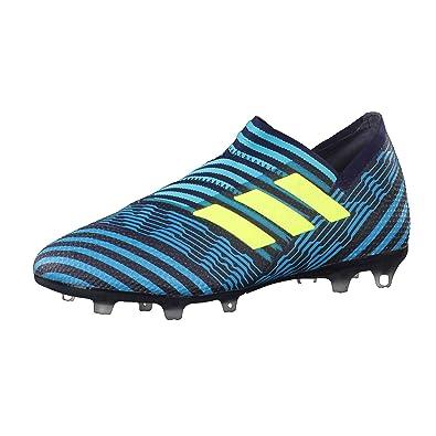 premium selection 0ffa5 84255 adidas Nemeziz 17+ 360agility FG, Chaussures de Football Mixte Enfant, Bleu  Dunkelblau