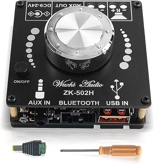 Zhiting Hifi 2 0 Bluetooth Verstärkerplatine Hifi Elektronik