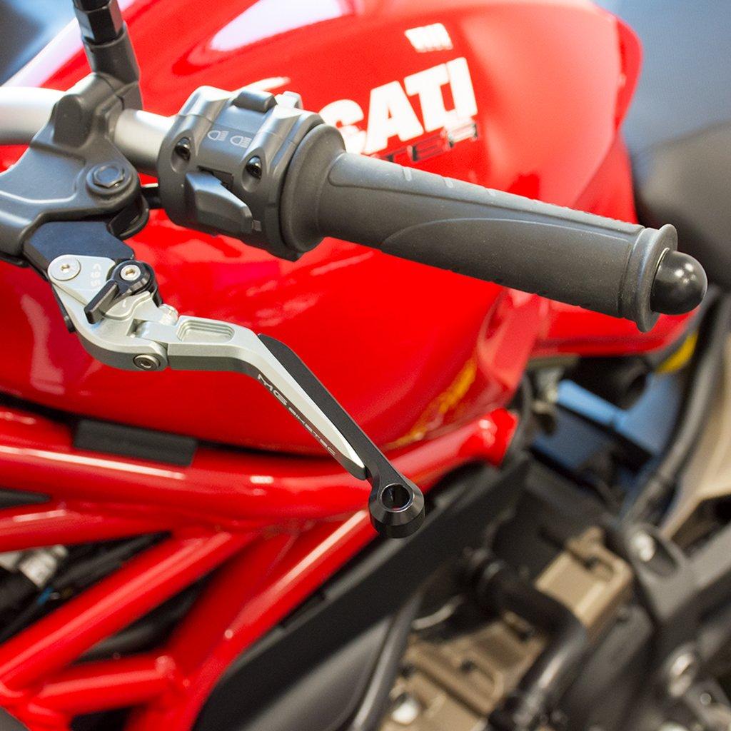 MG Kupplungshebel Bremshebel gold klappbar /& verstellbar mit ABE Honda CBR 1000 RR Fireblade SC57 04-07
