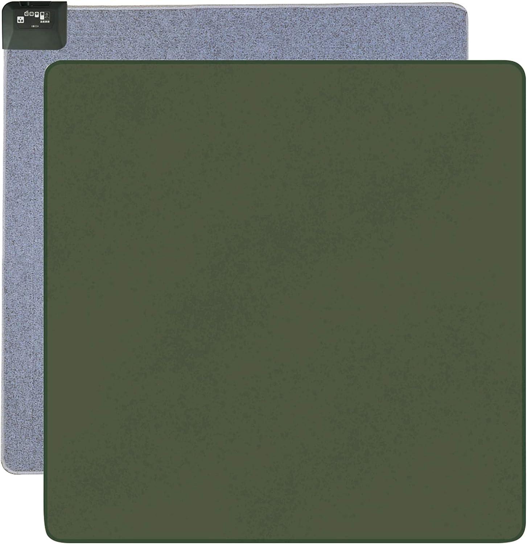 広電 洗えるカバー付 1畳 正方形 VWC1013-MG