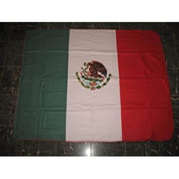 Mexico Mexican 50x60 Polar Fleece Blanket Throw Warm