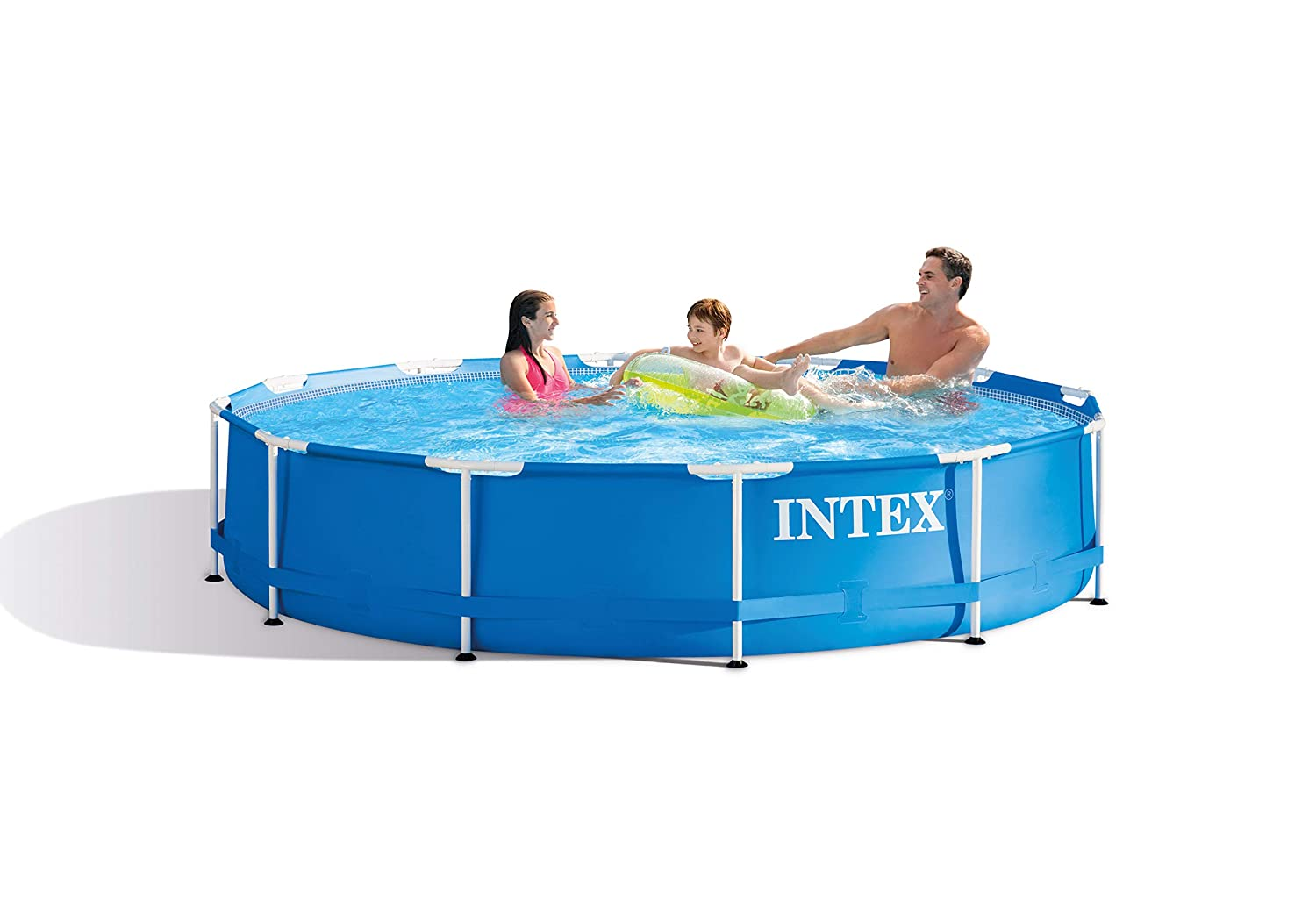Intex 56994 - Metal Frame piscina desmontable de 6.503 ...