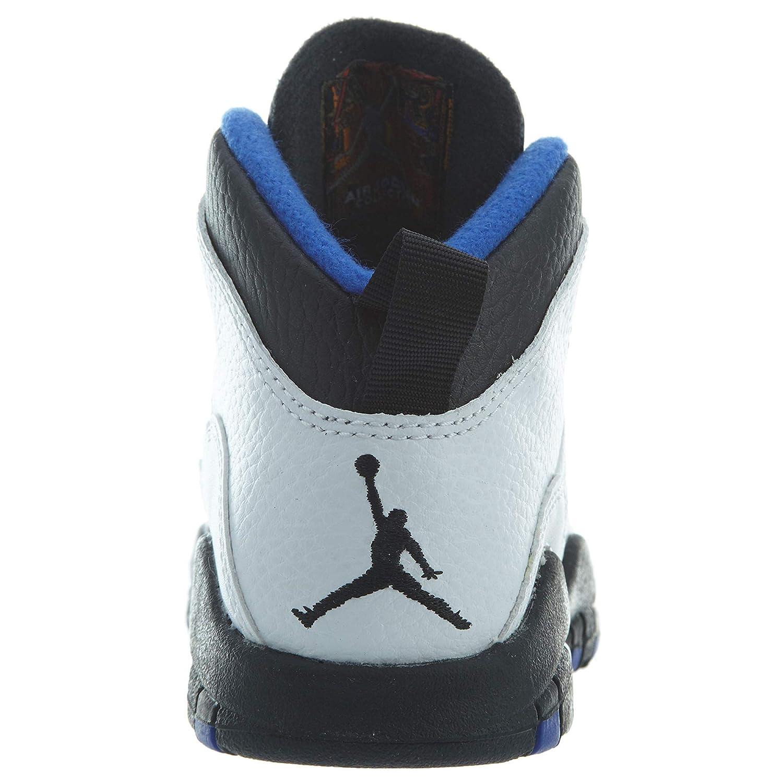 Jordan 10 Retro Orlando Little Kids 310807-107