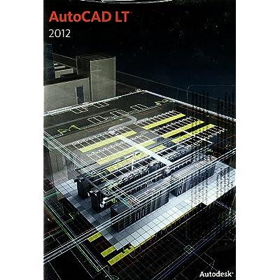 Autodesk AutoCAD LT 2012 Commercial actualización LAB 5-Pack