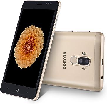 BLUBOO D1 - Smartphone Libre 3G DE 5.0